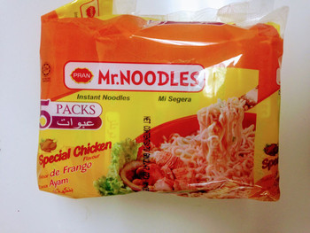 Mr. Noodles Special Chicken Flavor Noodles - 70g
