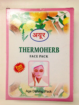 Ayur Thermoherb Face Pack -100g