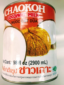 Chaokoh Coconut Milk - 2900ml