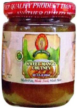Laxmi Sweet Mango Chutney  26.5 OZ