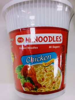 Pran Cup Chicken Noodle 60g