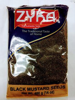 Zyka Black Mustard Seeds - 200gms