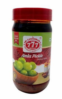 777 Amla Pickle - 300g  Buy 1 Get 1 Free