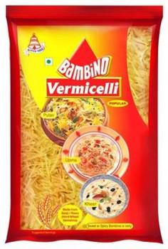 Bambino Vermicilli Plain- 400g