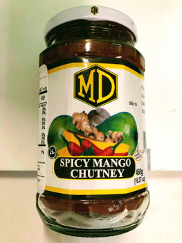 MD Spicy Mango Chuntney -460g