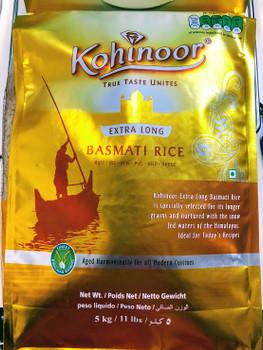 Kohinoor Gold Basmati Rice - 10lb