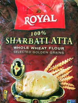 Royal Sharbati Atta - 20lb