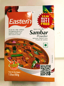 Eastern Sambar Powder - 50g Buy 1 Get 1 Free