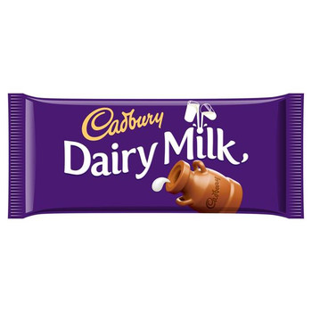Cadbury Dairy Milk Plain Bar Medium