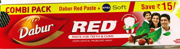 Dabur Red Toothpaste - 200g