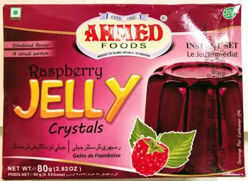 Ahmed Jelly Raspberry - 80g