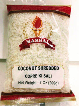 Mashal Coconut Sheraded -7oz