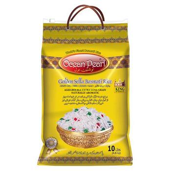 Ocean Pearl Sella Rice -10lb