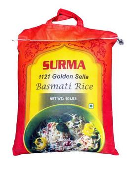 Surma Sella Basmati Rice - 20lb