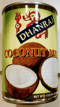 Dhanraj Coconut Milk - 400ml