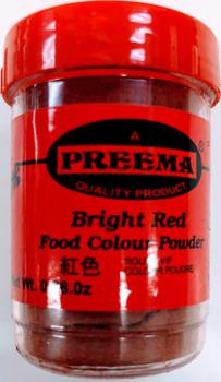 Preema Red Color - 25g