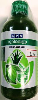 KPN Murivenna Massage Oil - 200ml