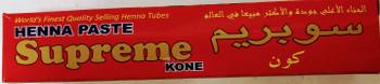 Supreme Henna Tube - 30g