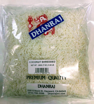 Dhanraj Coconut Shredded - 200g