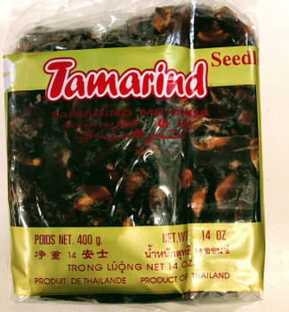 Wet Tamarind Thai Seedless - 400g