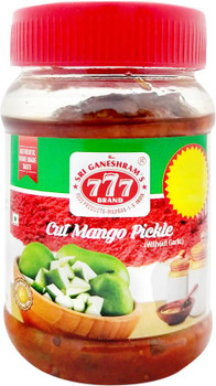 777 Cut Mango Pickle - 300g Buy 1 Get 1 Free
