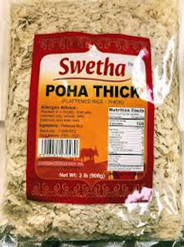 Swetha Poha Thick - 4lb