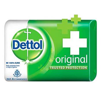 Dettol Original Green Soap - 125g