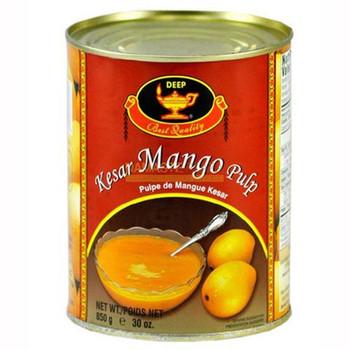 Deep Kesar Mango Pulp - 850g