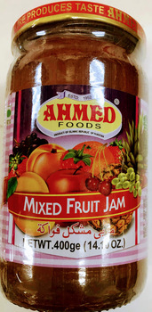 Ahmed Mixed Fruit Jam - 400g