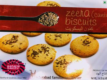Karachi Jeera Cookies - 400g
