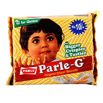 Parle G Biscuit - 56.4g