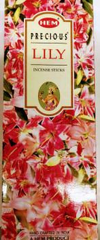 Hem Lily Incense Sticks - 350g