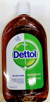 Dettol Antiseptic Liquid - 550ml