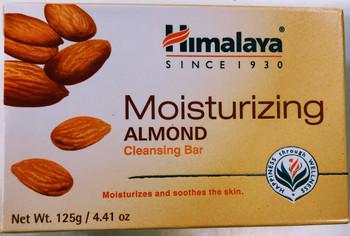 Himalaya Moisturizing Almond Cleansing Bar - 4.41oz