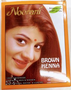 Noorani Brown Henna - 100g