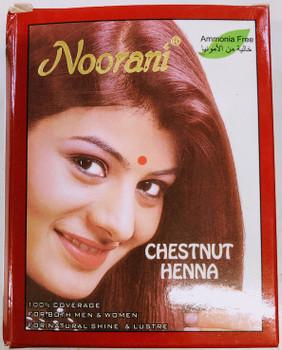 Noorani Chestnut Henna - 100g
