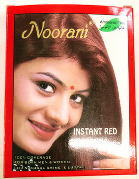 Noorani Instant Red Henna colour - 100g