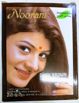 Noorani Dark Brown Henna - 60g