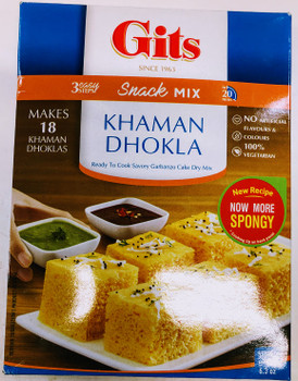 Gits Khaman Dhokla - 180g
