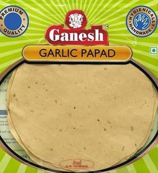 Ganesh Udad Papad Garlic 200gm