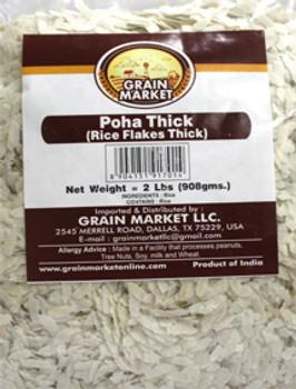 Grain Market Poha Thick 2lb