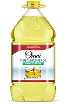 Omni Sunflower Oil 3 Ltrs