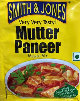 Smith & Jones Mutter Paneer Masala Mix  20gm