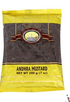Grain Market Mustard Seeds  200gm