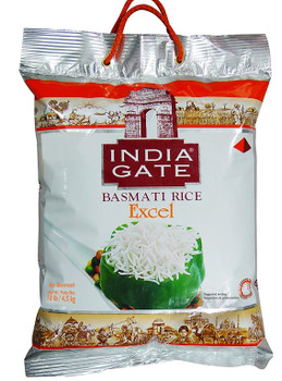 India Gate Excel Rice 10 Lbs