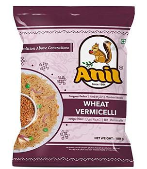 Anil Vermicilli Wheat 180gm