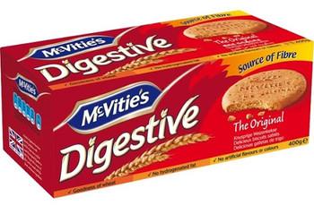 Mcvities Digestives Cookies - 400g