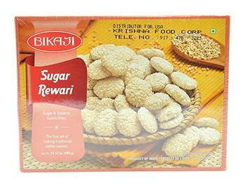 Bikaji Sugar Rewari 400gm
