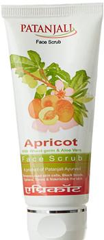 Patanjali Apricot Scrub 60 ml