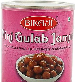 Bikaji Mini Gulab Jamun 1 Kg